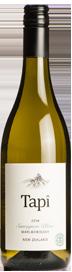 Tapi Organic Marlborough Sauvignon Blanc 2014