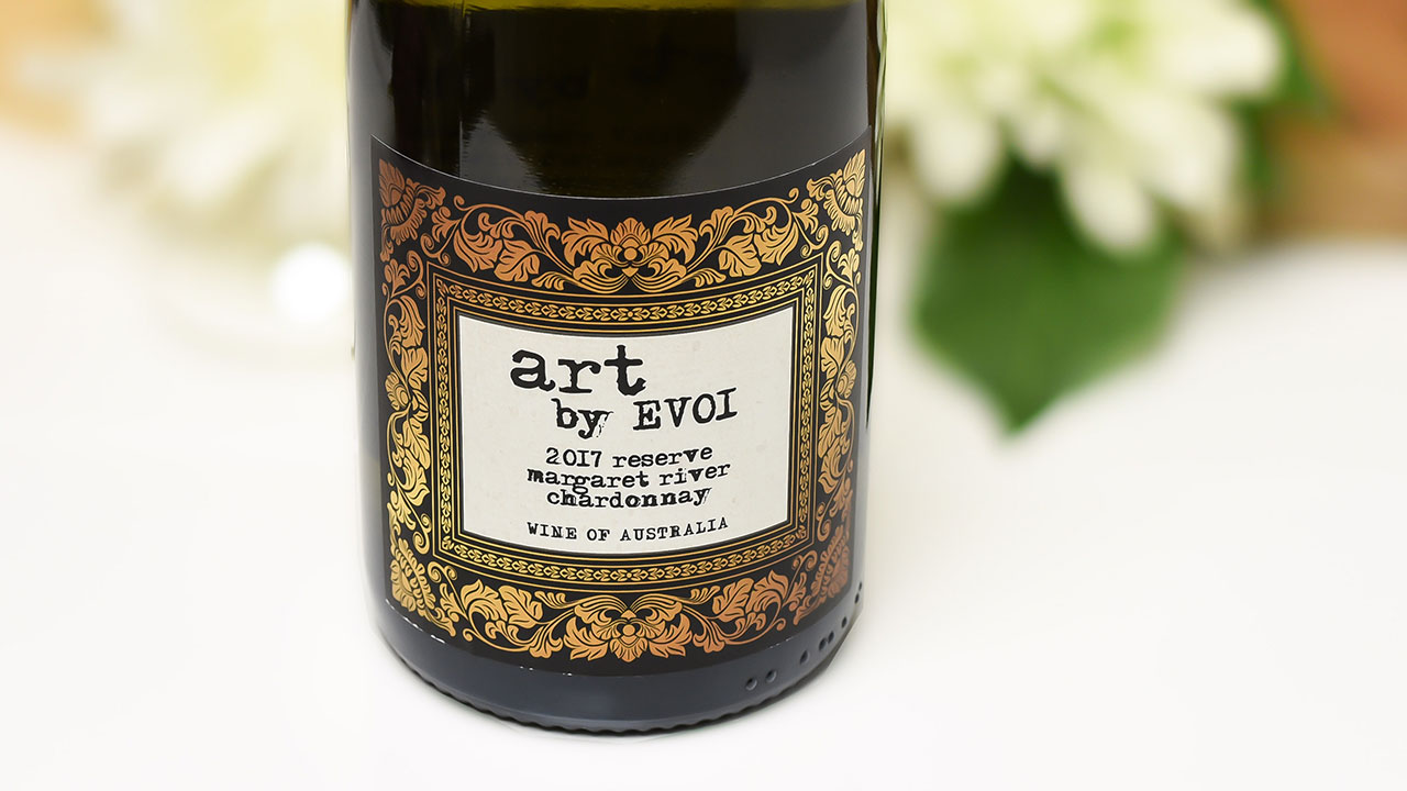 Art by EVOI Margaret River Reserve Chardonnay 2017