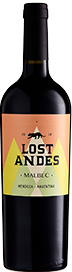 Blindside Lost Andes Malbec 2016