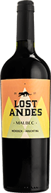 Ben Gould's Lost Andes Malbec 2017