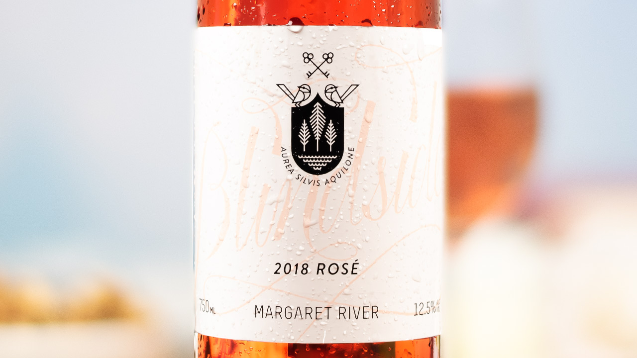 Blindside Margaret River Rosé 2018