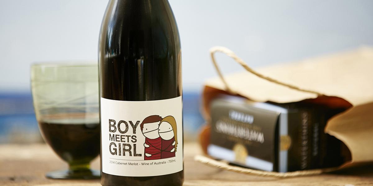 Boy Meets Girl Cabernet Merlot 2014  Naked Wines-1627