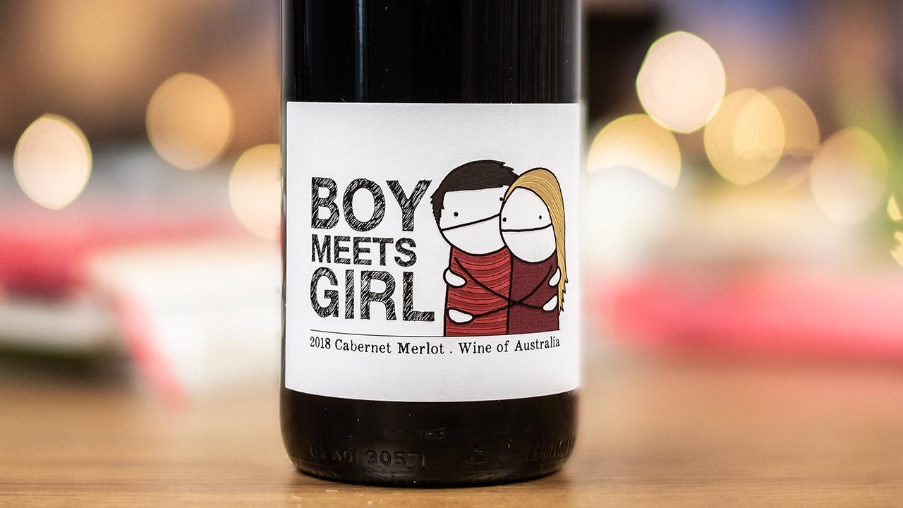 boy meets girl cabernet merlot 2018