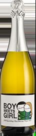 Boy Meets Girl Chardonnay Pinot Noir 2018