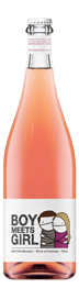Boy Meets Girl Pink Moscato 2015