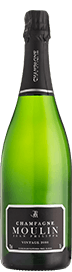 Jean Philippe Moulin Vintage Champagne 2008