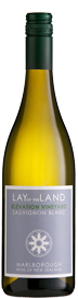 Lay of the Land Elevation Vineyard Sauvignon Blanc 2018