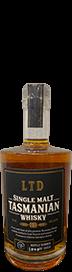 LTD Single Malt Tasmanian Whisky 350ml