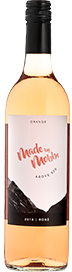 Made by Mobbs Above 600 Orange Rosé 2018