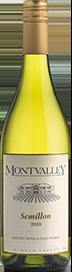 Montvalley Hunter Valley Semillon 2015