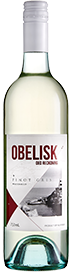 Obelisk Wines Ded Reckoning Pinot Gris 2020