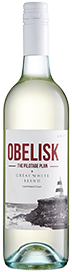 Obelisk Wines Pilotage Plan White Blend 2017