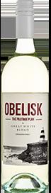 Obelisk Wines Pilotage Plan White Blend 2019