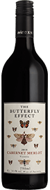 Sam Plunkett The Butterfly Effect Cabernet Merlot 2018