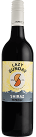 Sunday Lazy Bendigo Shiraz 2018